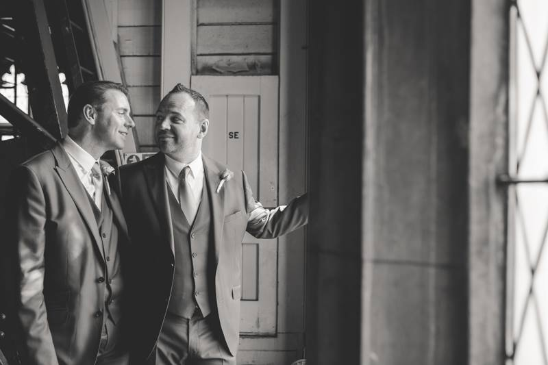 Graeme & Simon | Tower Bridge